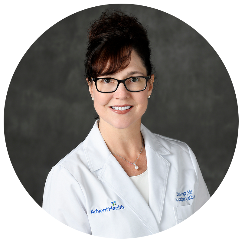 Headshot of Linda Bogar, MD